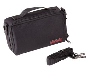 The Accessory Pack can be easily stored inside another bag, briefcase or simply carried by itself