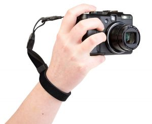 The Cam Strap™ - QD is an ideal wrist strap for small cameras and electronics
