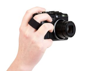 The Finger Cuff™ - QD is ideal for small cameras and electronics