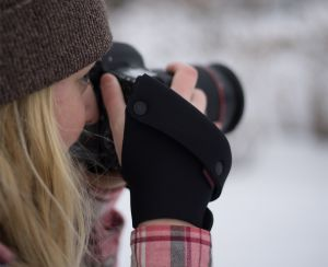 The Grip Strap™ is ideal for photographers who want their cameras