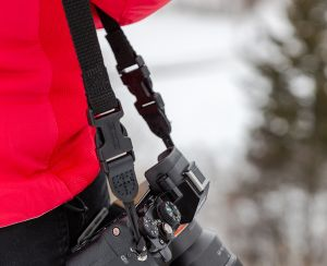 Extensions can be used to lengthen any OP/TECH USA camera strap with quick disconnects