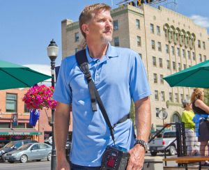 Urban Sling™ offers comfort and security